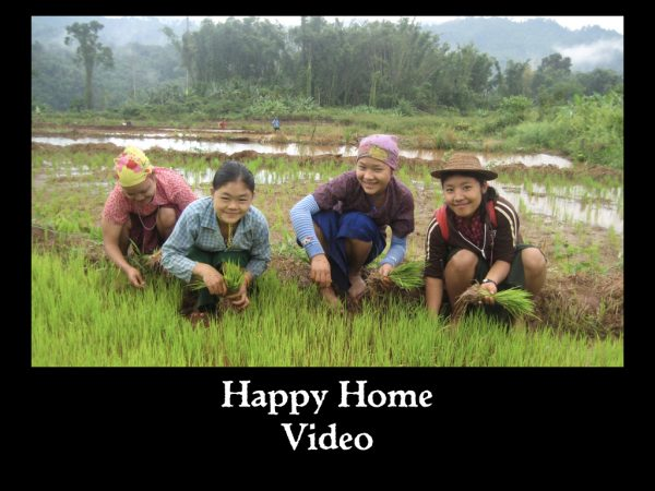 Happy Home Video